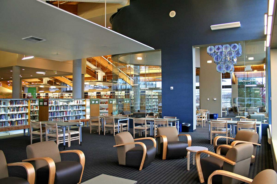 King County Library System Kirtley Cole Associates