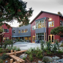 The Evergreen School