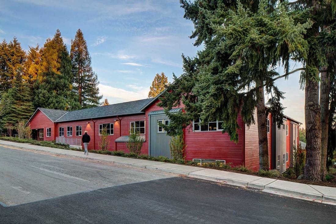 Evergreen High School celebrates reunification with a ...  |Evergreen School