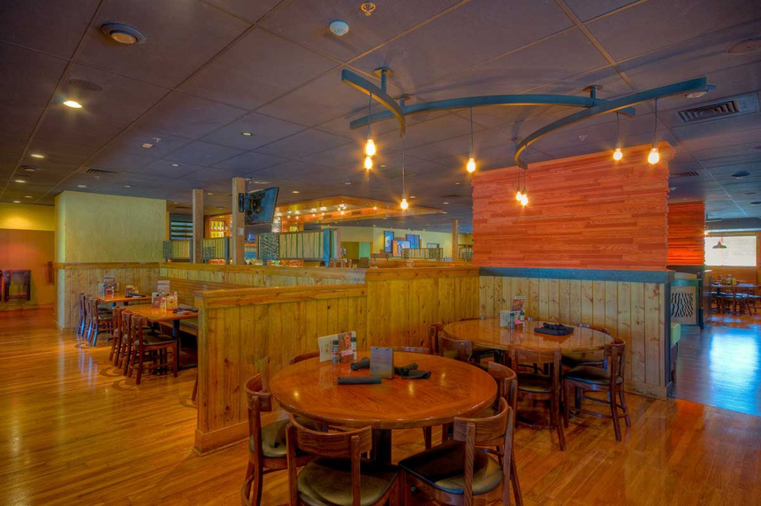Outback steakhouse remodel kirtley cole associates