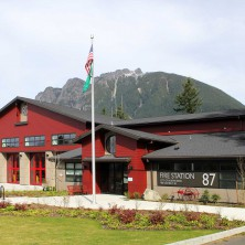 North Bend Fire Station #87