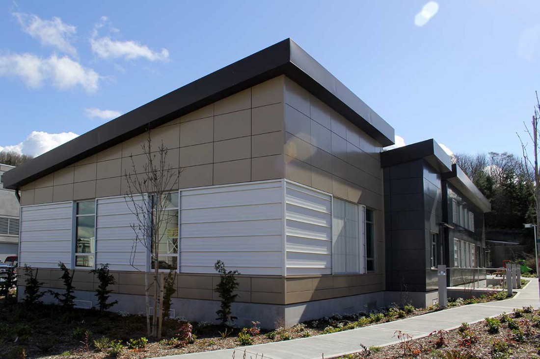 King County West Point Water Treatment Office Annex